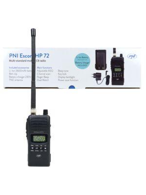 PNI Escort HP 72 kaasaskantav CB-raadiojaam